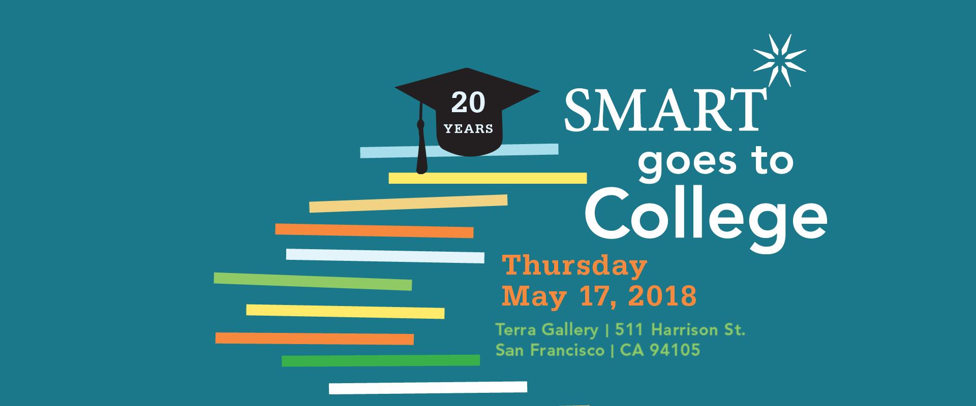 Celebrate 20 years of SMART